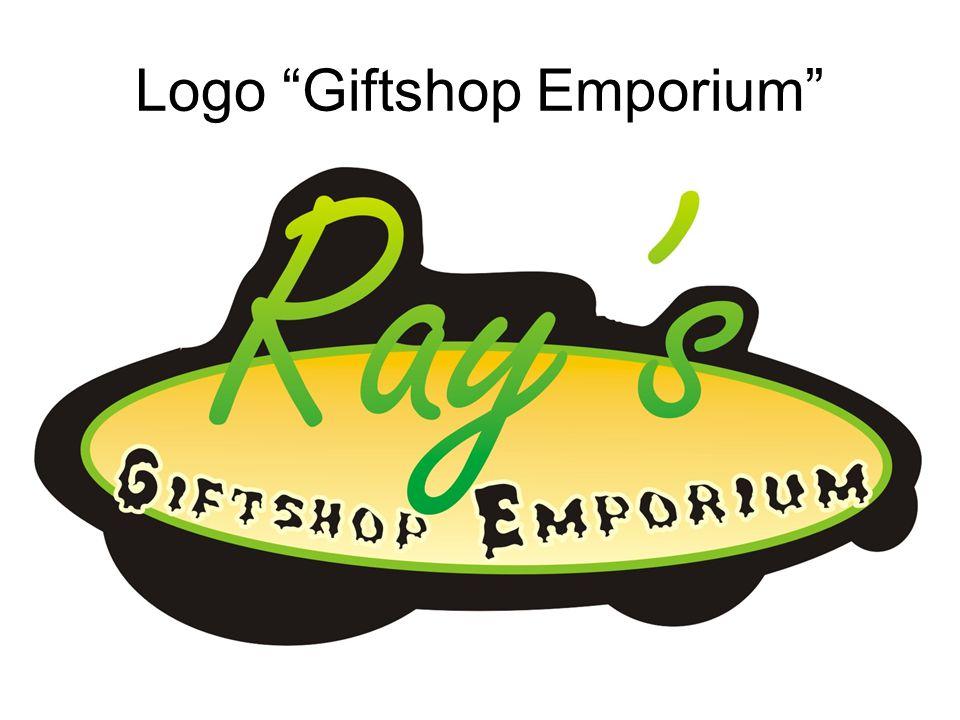 """Logo """"Giftshop Emporium"""""""