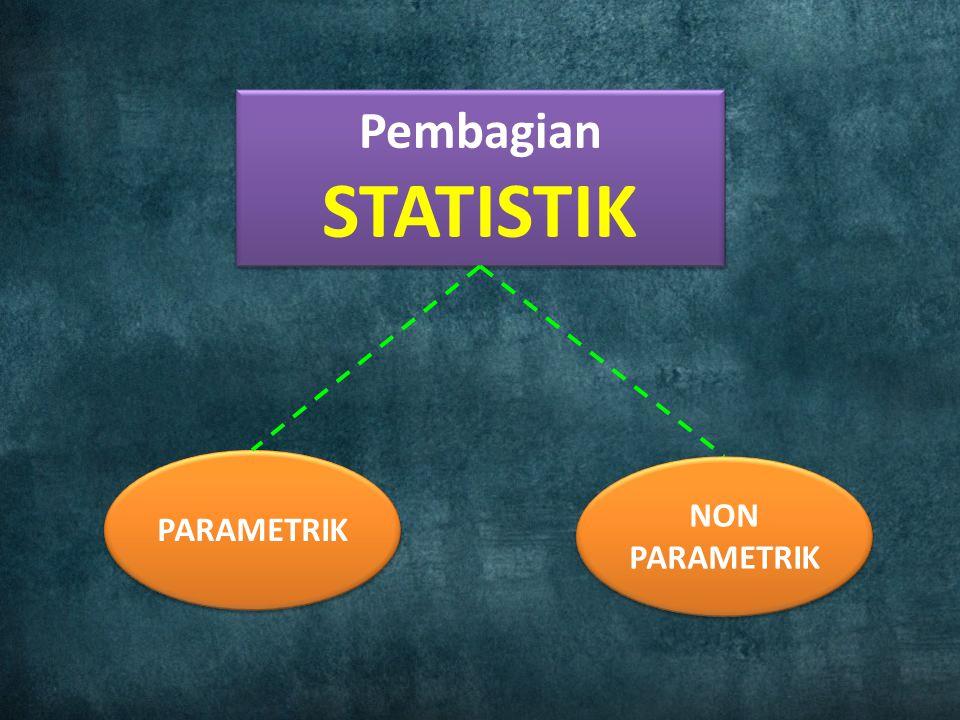 Sampel (data) diambil dari populasi memiliki distribusi Pada Uji t dan Uji F untuk dua sampel atau lebih, kedua sampel diambil dari dua populasi yang mempunyai varians sama.