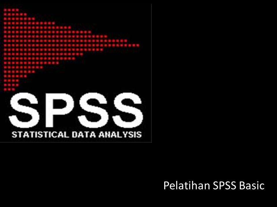 Statistik Deskriptif: Know Your Data.