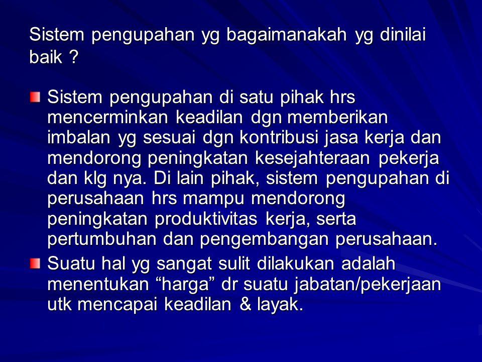 UU 13/2003 tentang Ketenagakerjaan: Pasal 88 ayat (1): Setiap pekerja/buruh berhak memperoleh penghasilan yg memenuhi penghidupan yg layak bagi kemanusiaan .