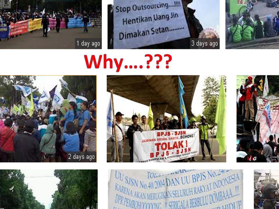 Pernahkah Anda Mengalami Demo Kenaikan Upah ??? Bagaimana Penyelesaian Akhir ???