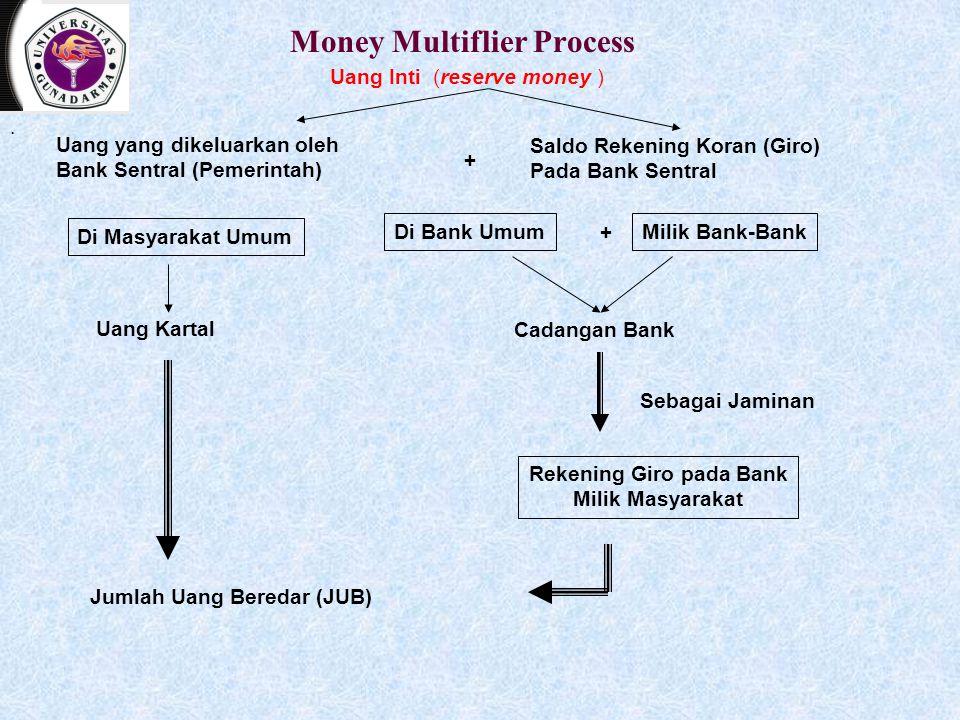 Money Multiflier Process.