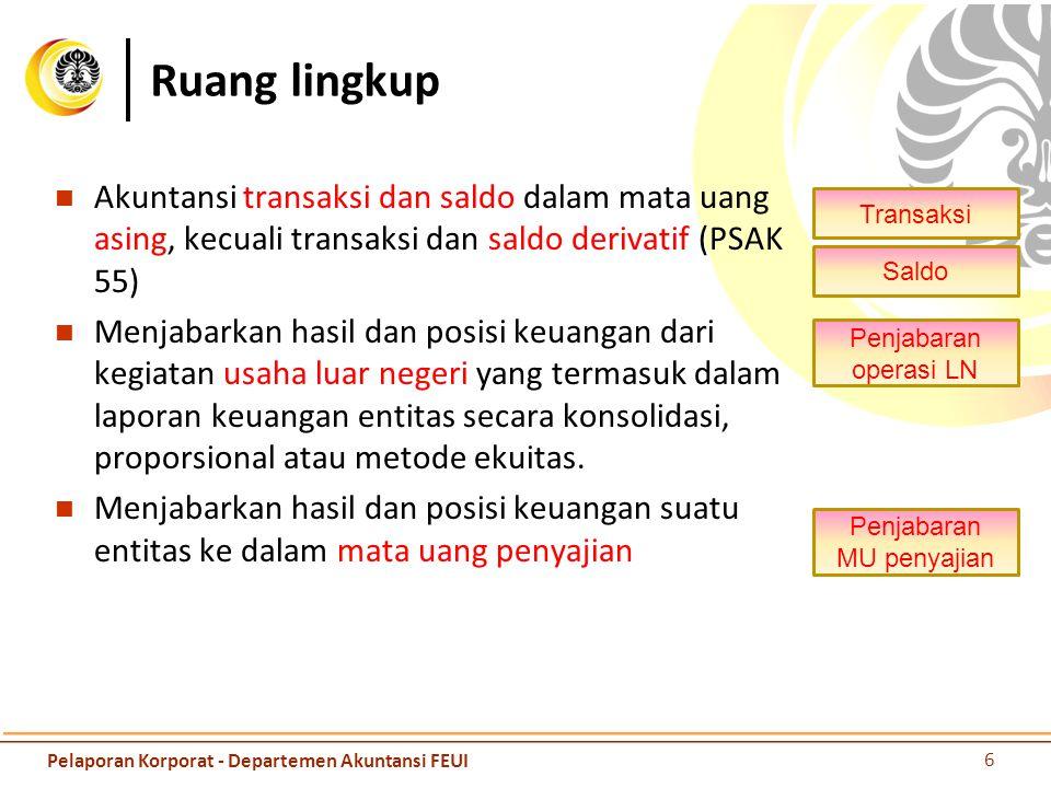 PSAK No.10 (revisi 2009) - 2 PerihalED PSAK No.