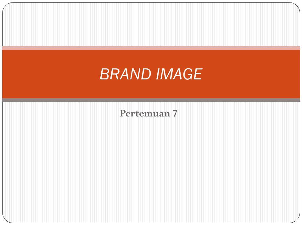 Definisi Brand image adalah : jenis asosiasi yang muncul di benak konsumen ketika mengingat sebuah merek tertentu.