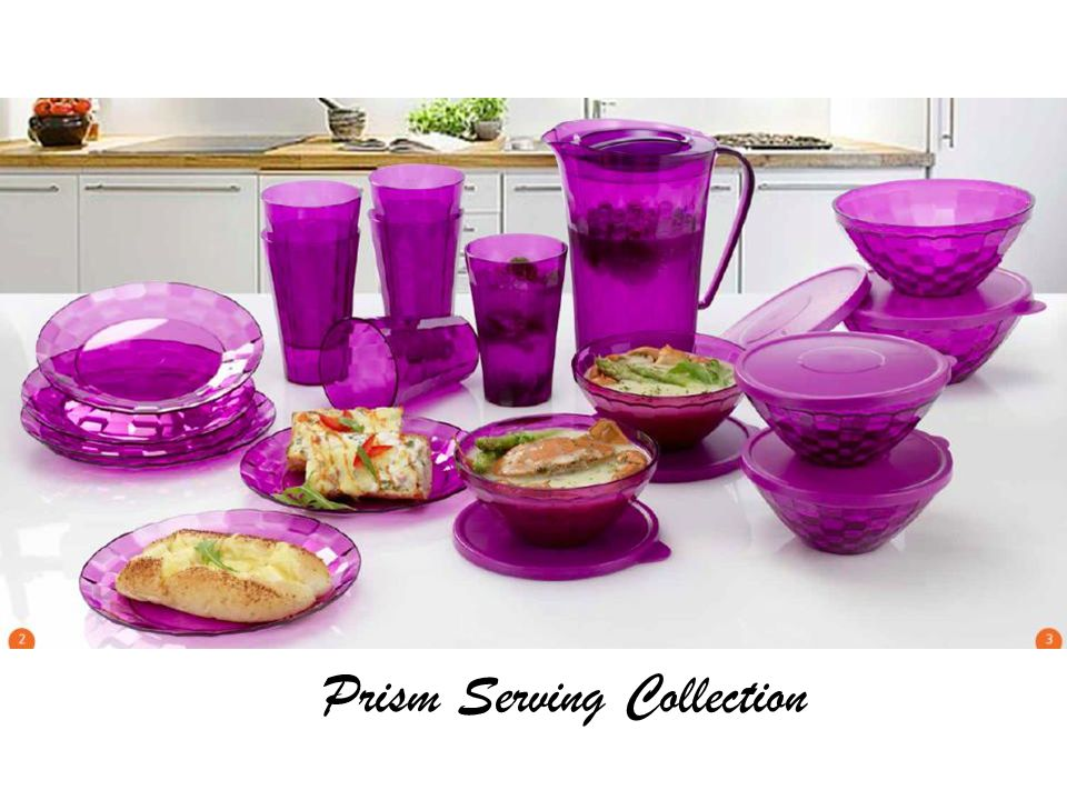 Prism Serving Collection
