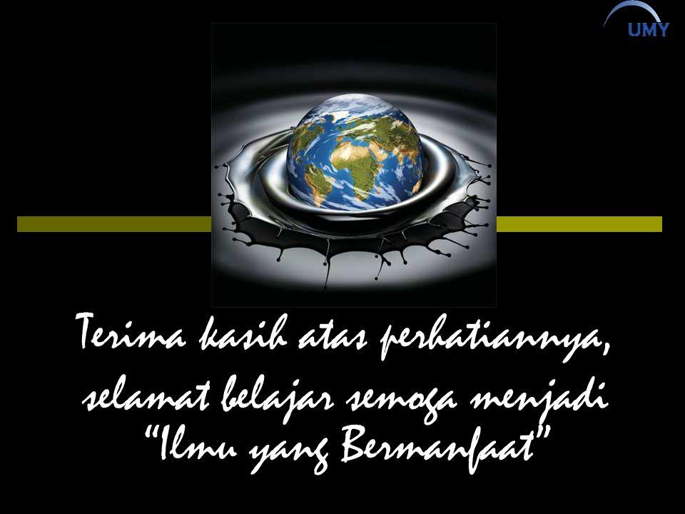 Unggul & Islami Terima kasih atas perhatiannya, selamat belajar semoga menjadi Ilmu yang Bermanfaat