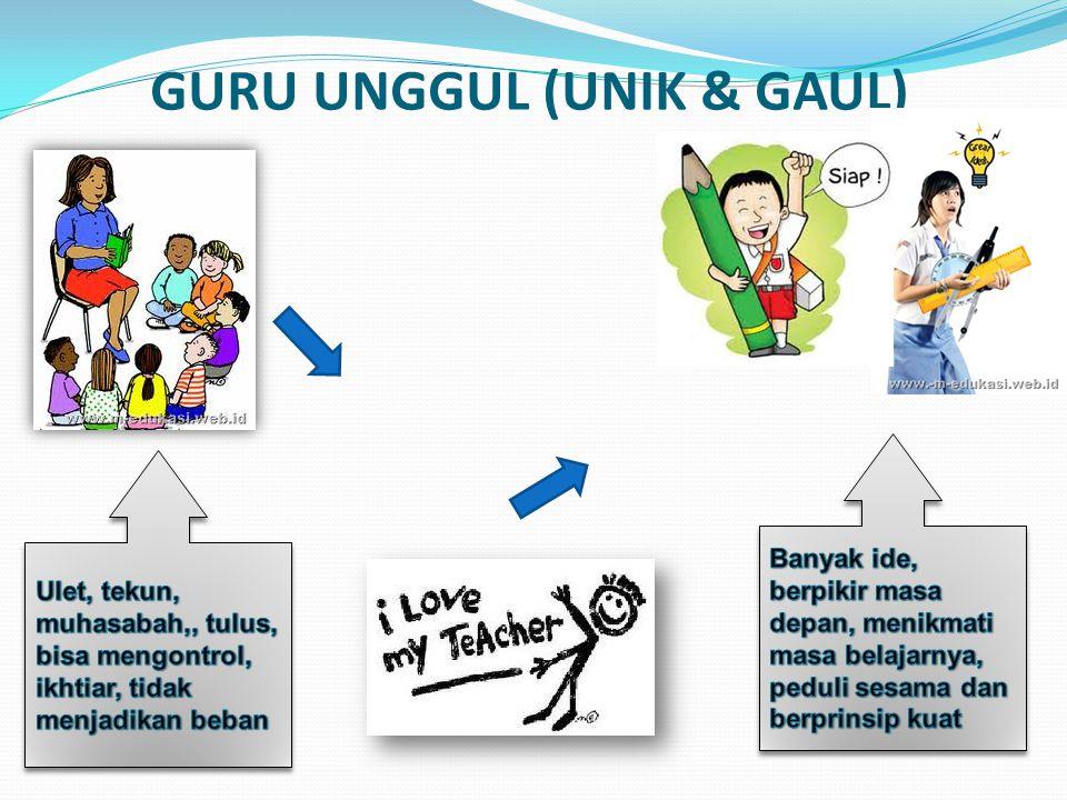 GURU UNGGUL (UNIK & GAUL)