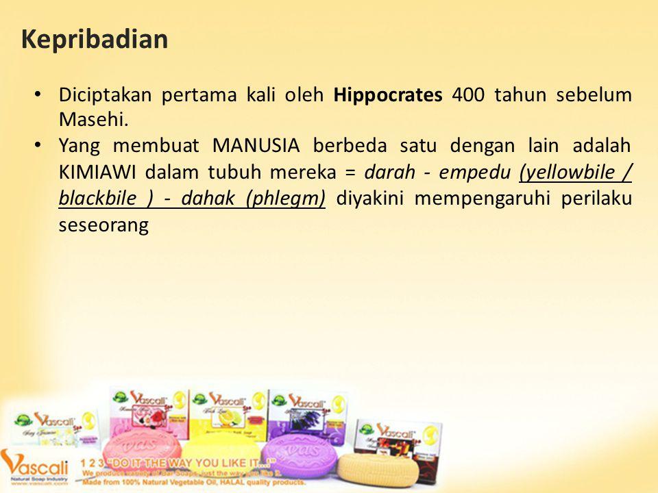 Diciptakan pertama kali oleh Hippocrates 400 tahun sebelum Masehi.