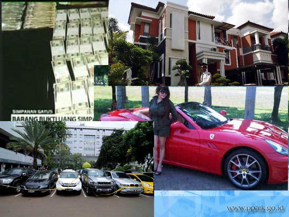 Placing, Receiving or Controlling Dirty Money is Money Laundering Upaya untuk mengaburkan asal usul harta kekayaan dari hasil tindak pidana sehingga harta kekayaan tersebut seolah-olah berasal dari aktivitas yang sah.