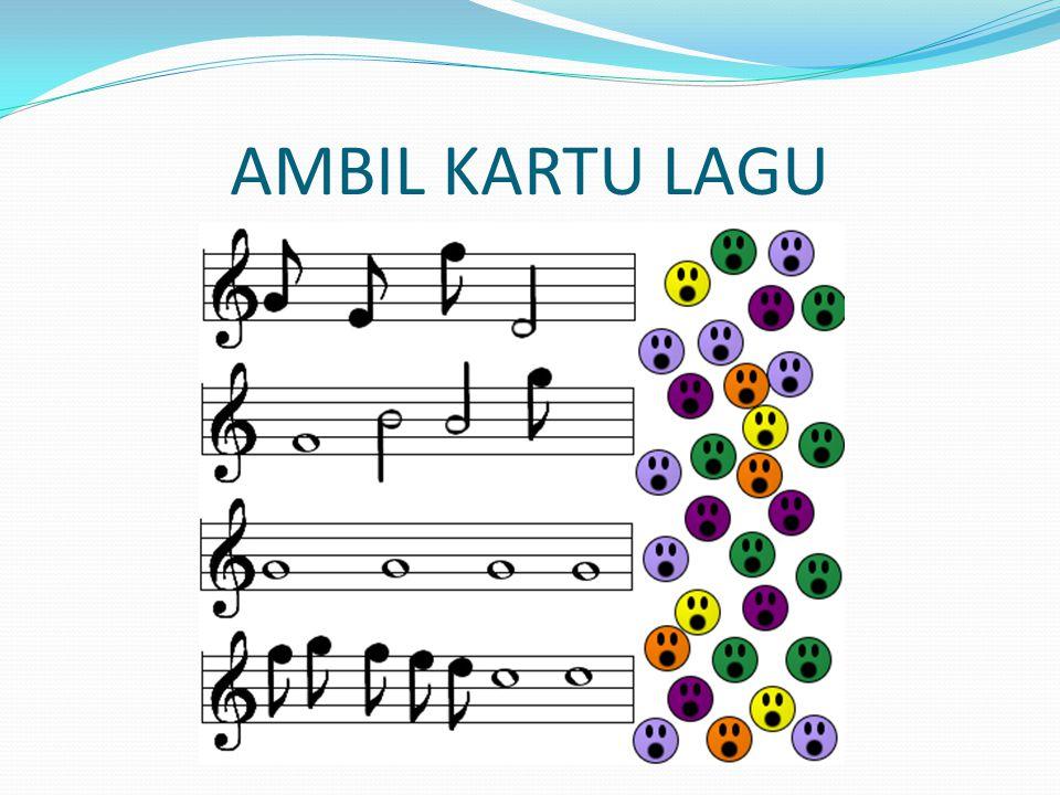 AMBIL KARTU LAGU