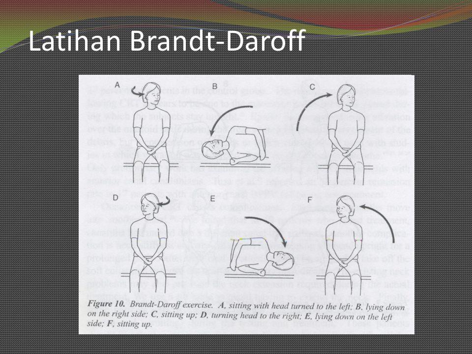 Latihan Brandt-Daroff