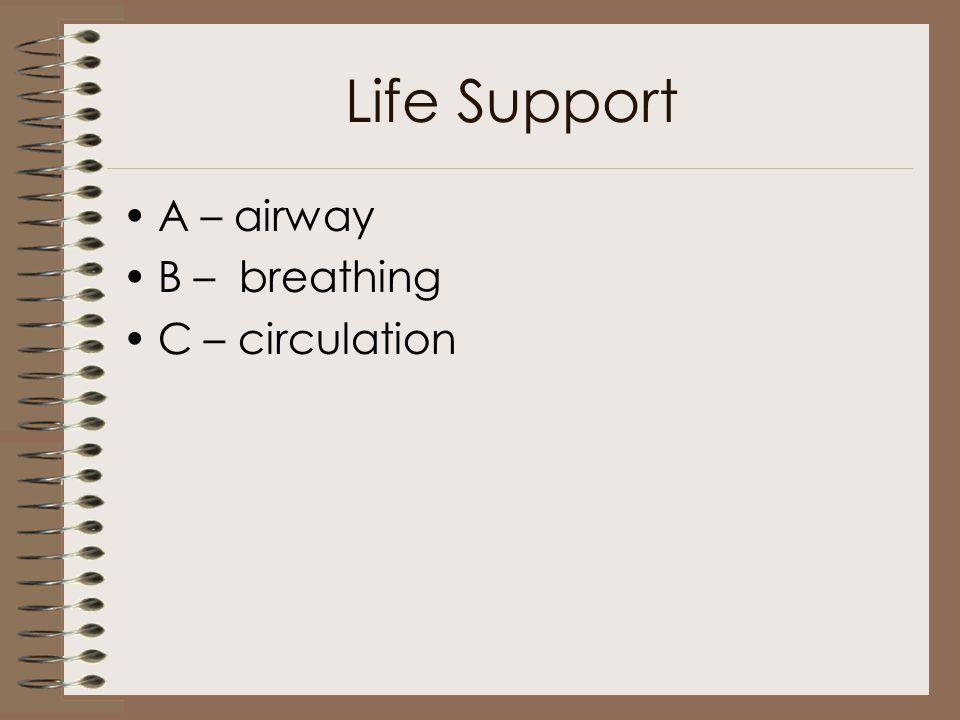 Istilah Basic Life Support = B L S = jalan nafas+nafas buatan+pijat jantung ( A-B-C) Advanced Life Support = A L S = Drug (+fluid) + EKG + Defibrilasi Cardio Pulmonary Resuscitation = CPCR = CPR = RJPO = BLS + ALS Semua tindakan akut/segera untuk menghentikan proses yang menuju kematian
