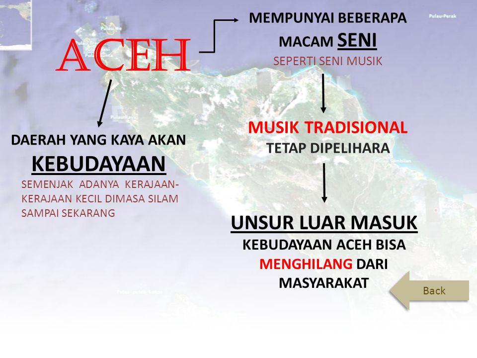 Aliran musik yang merupakan pengaruh dari musik Islam karena Aceh merupakan provinsi yang beragama mayoritas Islam.
