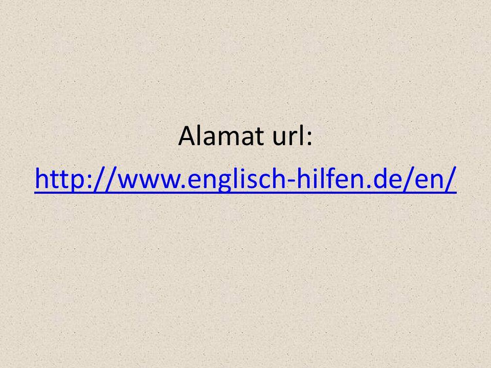 Alamat url: http://www.englisch-hilfen.de/en/