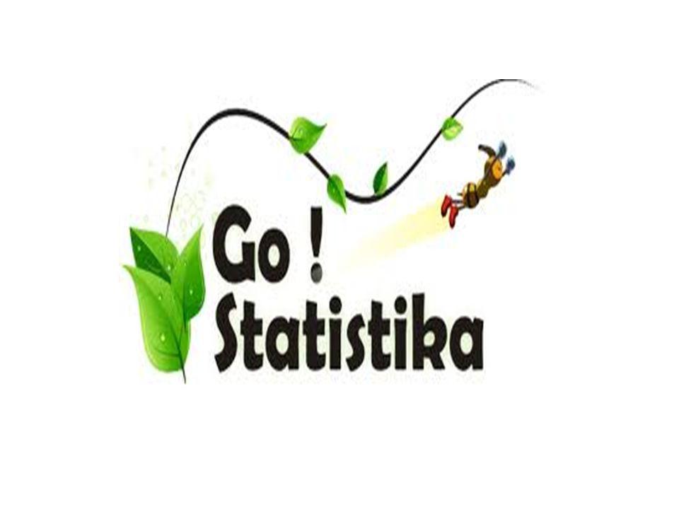 Pengertian Kata Statistik berasal dari kata status (bahasa Latin) = state (b.Inggris) : negara 1.Kumpulan bahan keterangan berupa angka/bilangan 2.Kegiatan:Pengumpulan data, penyusunan data, pengumpulan & pelaporan data, analisis data Bedanya Statistik dengan Statistika ?