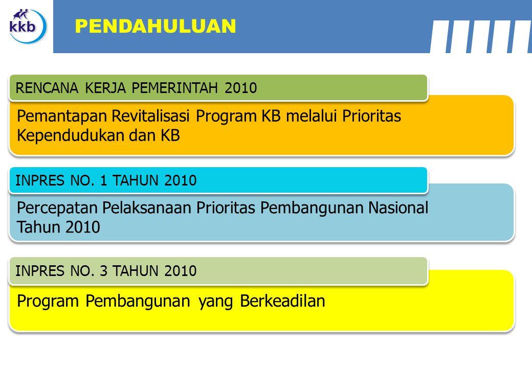 Percepatan Pelaksanaan Prioritas Pembangunan Nasional Tahun 2010 Percepatan Pelaksanaan Prioritas Pembangunan Nasional Tahun 2010 INPRES NO. 1 TAHUN 2