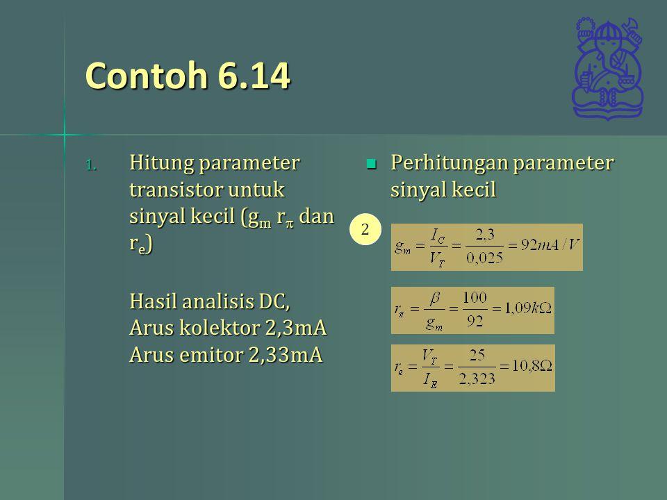 Contoh 6.14 1.