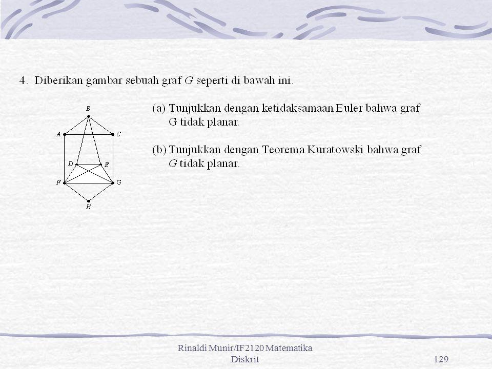 Rinaldi Munir/IF2120 Matematika Diskrit129