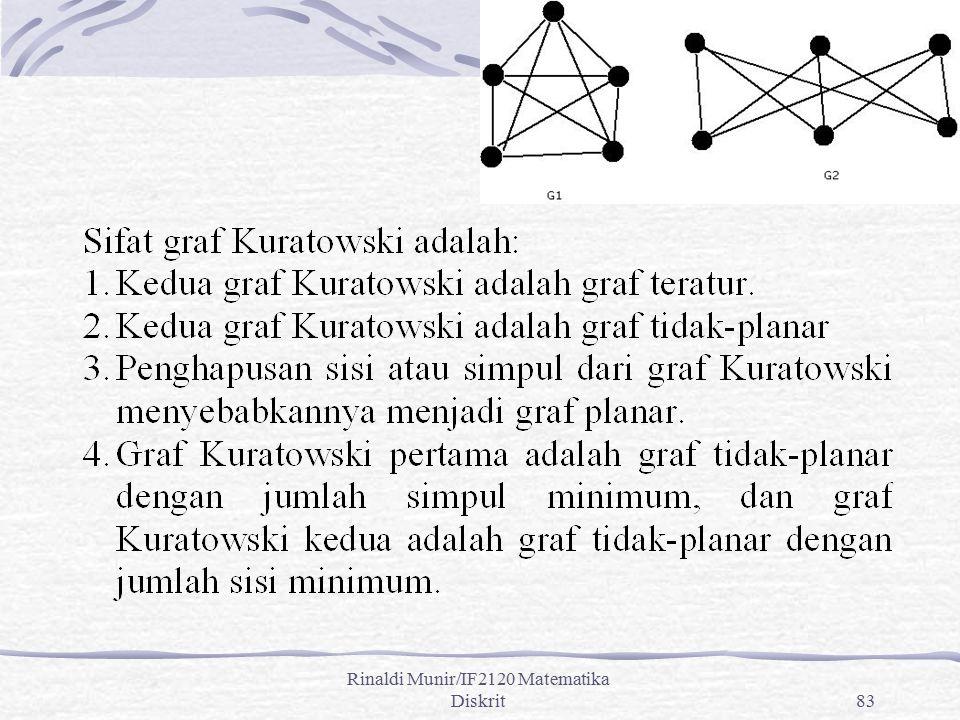 Rinaldi Munir/IF2120 Matematika Diskrit83