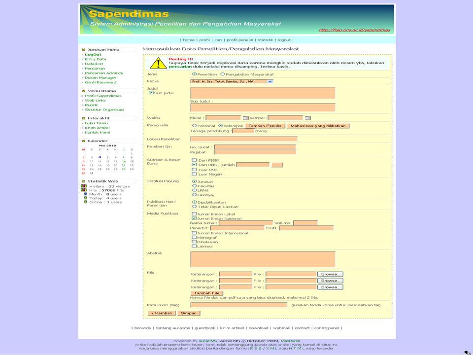 MAKNA METADATA  Metadata adalah informasi tentang data.