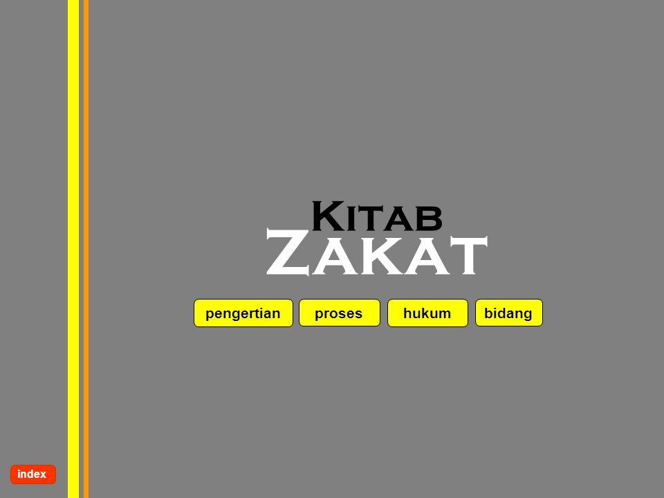 www.kampussyariah.com Kitab Zakat pengertian proses hukum bidang index