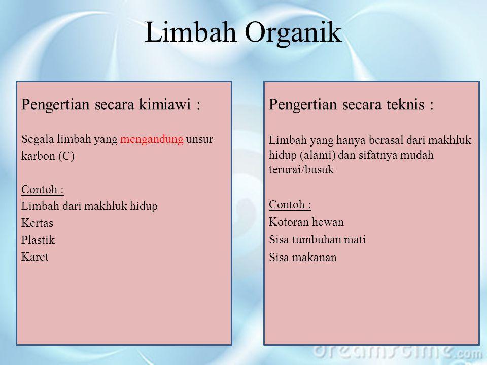 Limbah Organik