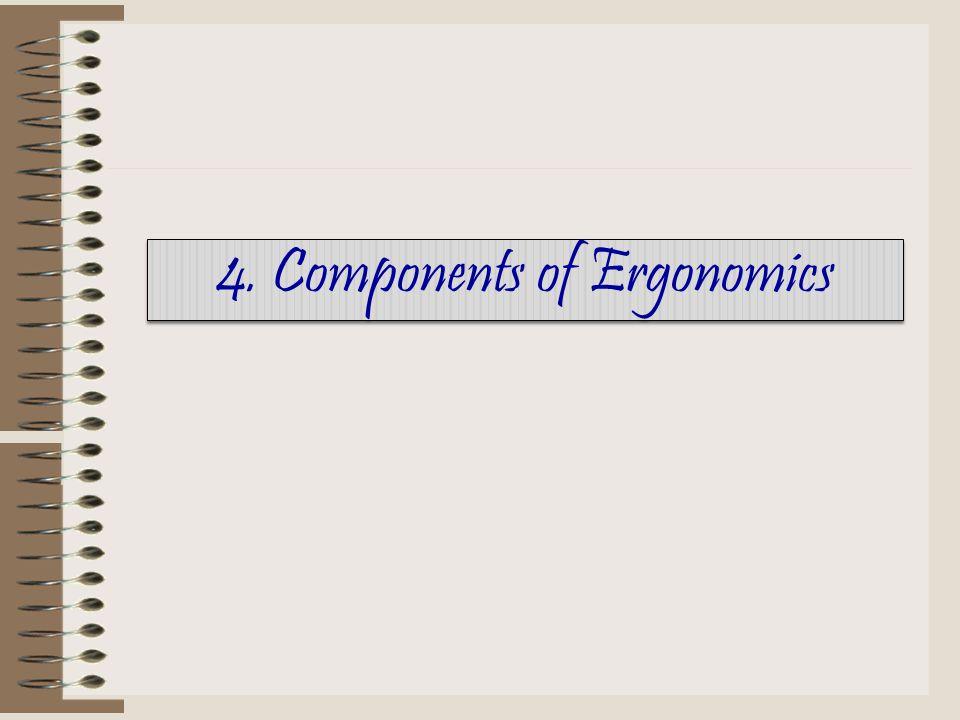 Sistem kerangka otot manusia, yang meliputi: Kinesiologi, » Mekanika pergerakan manusia (mechanics of human movement). Biomekanika, » Aplikasi ilmu me