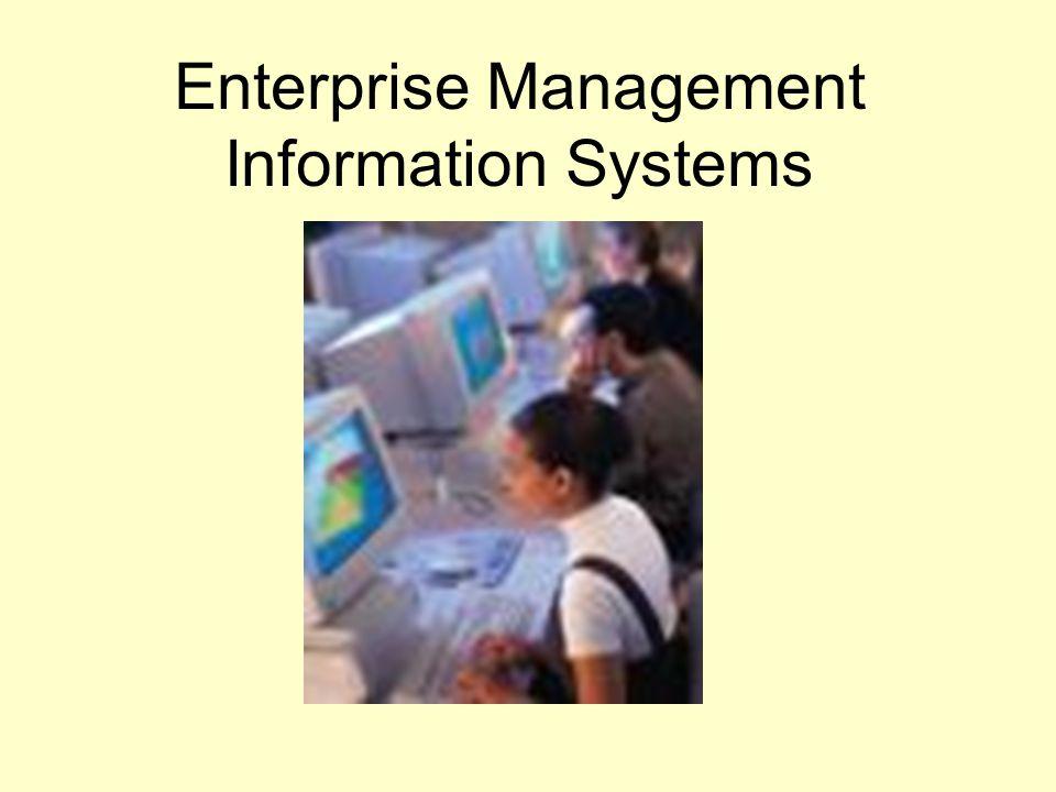 Enterprise adalah sebuah sistem dari manusia, peralatan, material, data, kebijakan dan prosedur yang muncul untuk menyediakan sebuah produk atau pelayanan, dengan tujuan mendapatkan keuntungan.