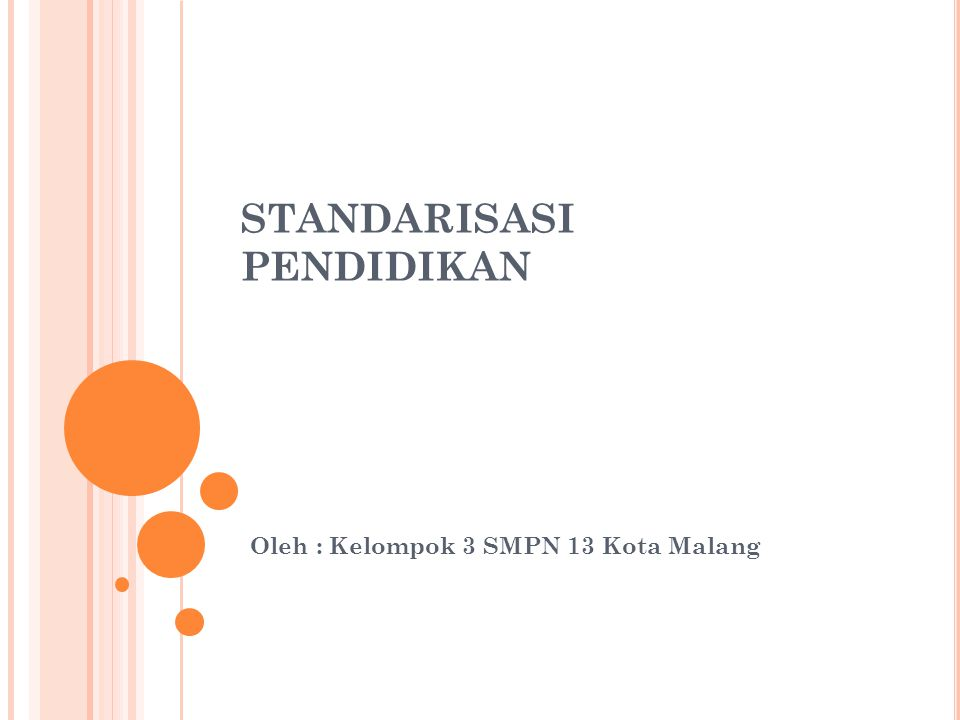 PENGERTIAN Standar & Standarisasi standar adalah ukuran tertentu yang dipakai sebagai patokan.