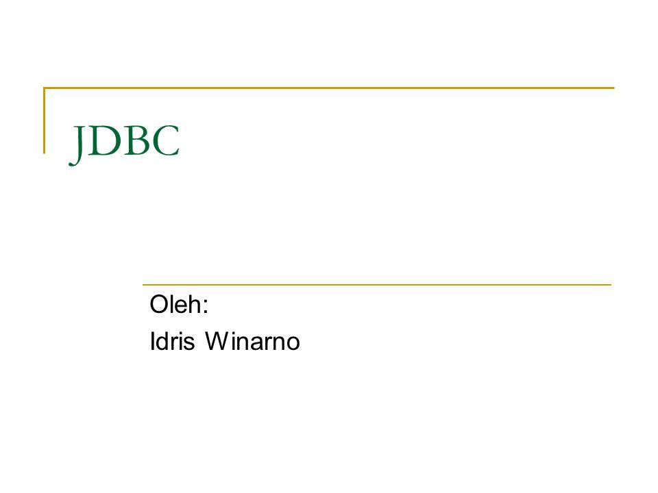 Menggunakan Microsoft Access via ODBC (4) Navigasi pada directory Samples ms office, pilih Northwind.mdb, tekan OK dan lanjutkan tekan OK pada window II