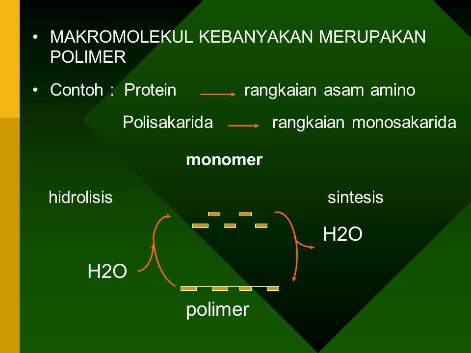 ORGANISME : tersusun dr senyawa organik & inorganik ORGANIK : - protein - karbohidrat - lipid - asam nukleat : DNA, RNA INORGANIK : * asam * basa * garam * H2O