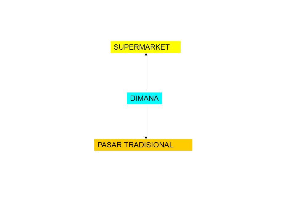 DIMANA SUPERMARKET PASAR TRADISIONAL