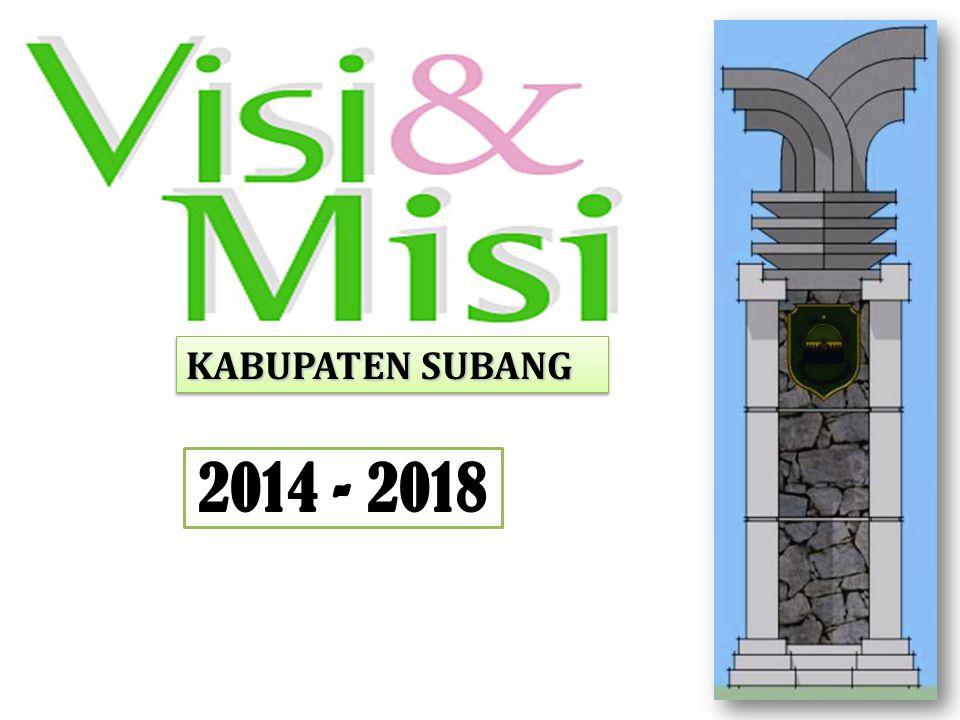 2014 - 2018 KABUPATEN SUBANG