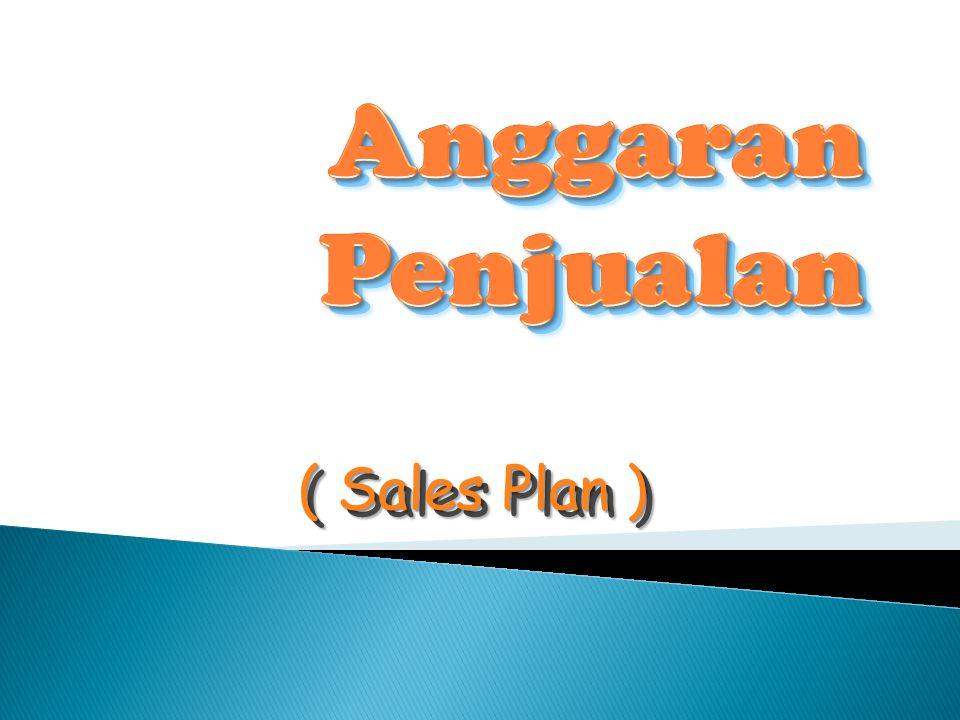 Advertising Plan Selling Expense Plan Marketing Plan Volume Harga per unit Wilayah Aktivitas yang direncanakan untuk promosi & distribusi Alokasi biaya untuk aktivitas promosi & penjualan