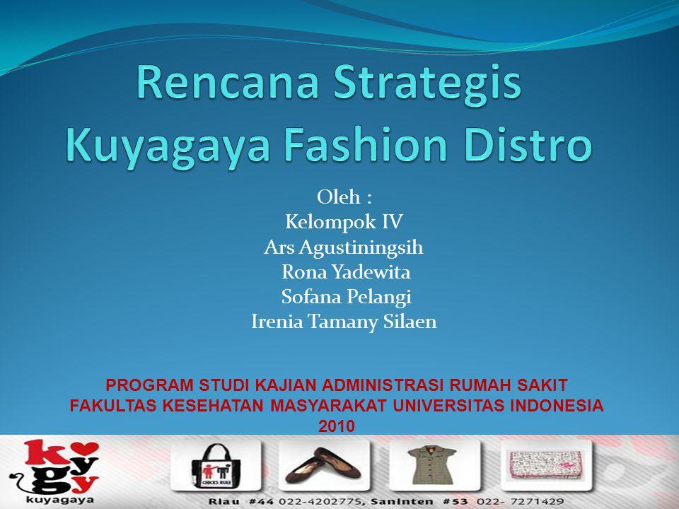 Letak strategis : Terletak di salah satu pusat perbelanjaan di Kota Bandung Terletak di wilayah perkantoran dan sekolah Kantor : PT.
