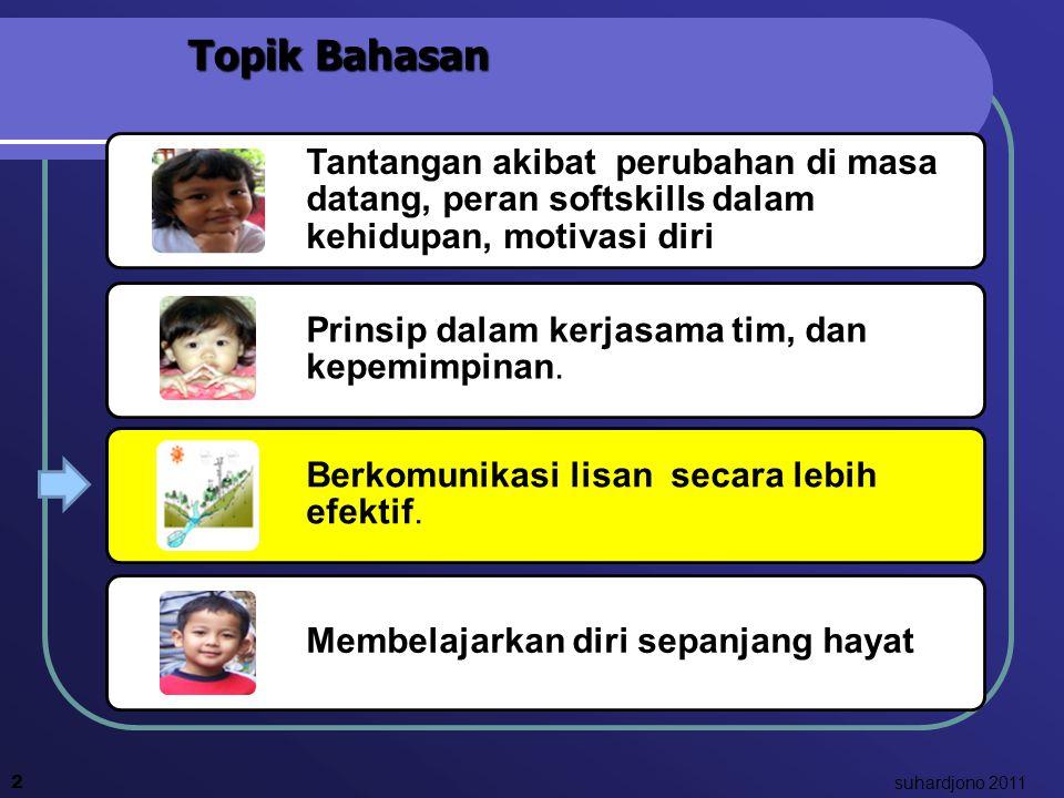 2 Topik Bahasan