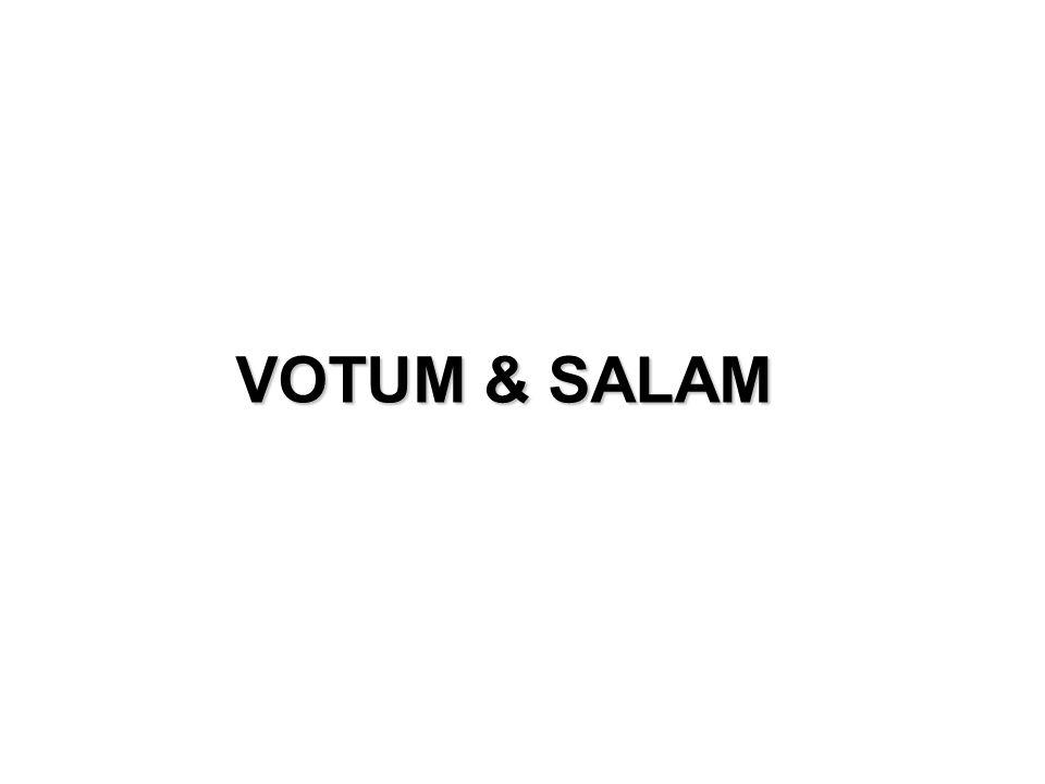 VOTUM & SALAM