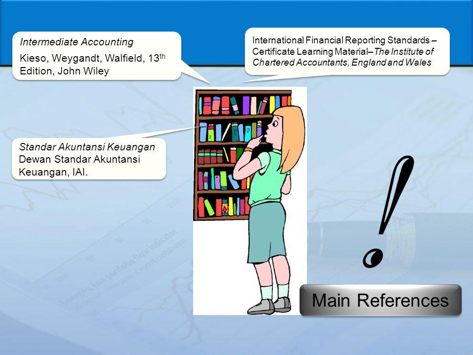 Intermediate Accounting Kieso, Weygandt, Walfield, 13 th Edition, John Wiley Intermediate Accounting Kieso, Weygandt, Walfield, 13 th Edition, John Wi