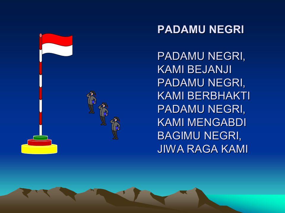 HYMNE PRAMUKA KAMI PRAMUKA INDONESIA MANUSIA PANCASILA SATYAKU KU DHARMAKAN DHARMAKU KU BAKTIKAN AGAR JAYA INDONESIA INDONESIA TANAH AIRKU KAMI JADI P