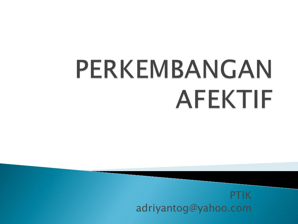 PTIK adriyantog@yahoo.com