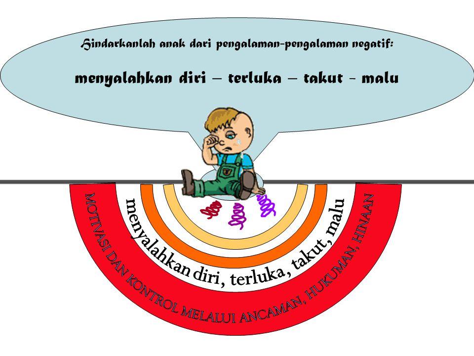 Bagaimanakah supaya kita sebagai guru dalam pembelajaran dapat memiliki sikap yang memberi rasa AMAN – BERNILAI – DIHARGAI – DIPAHAMI – DICINTAI kepada anak.