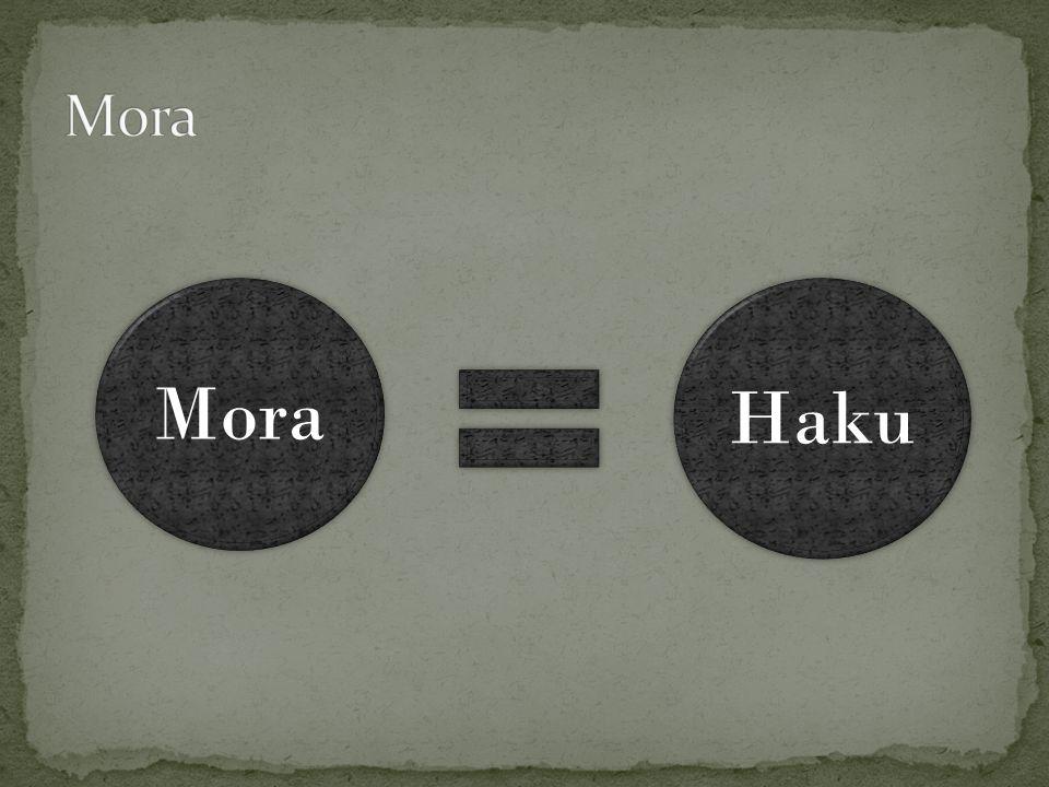 Mora Haku