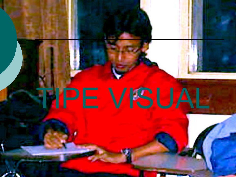 TIPE VISUAL