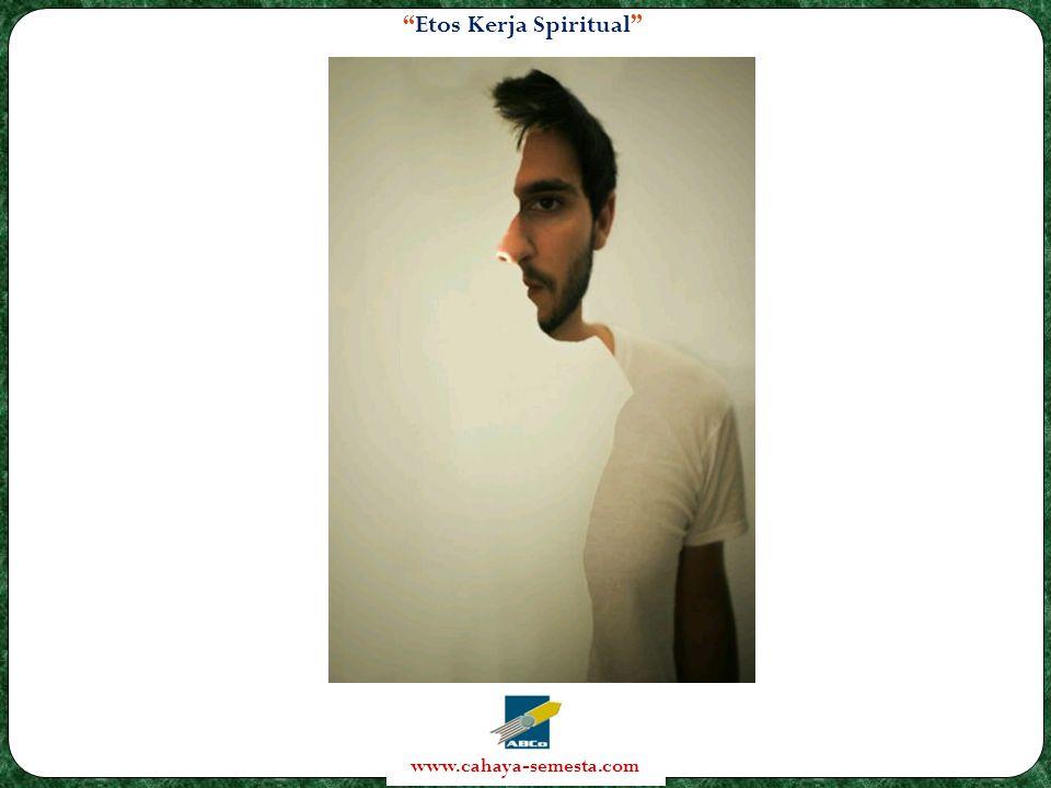 Etos Kerja Spiritual www.cahaya-semesta.com