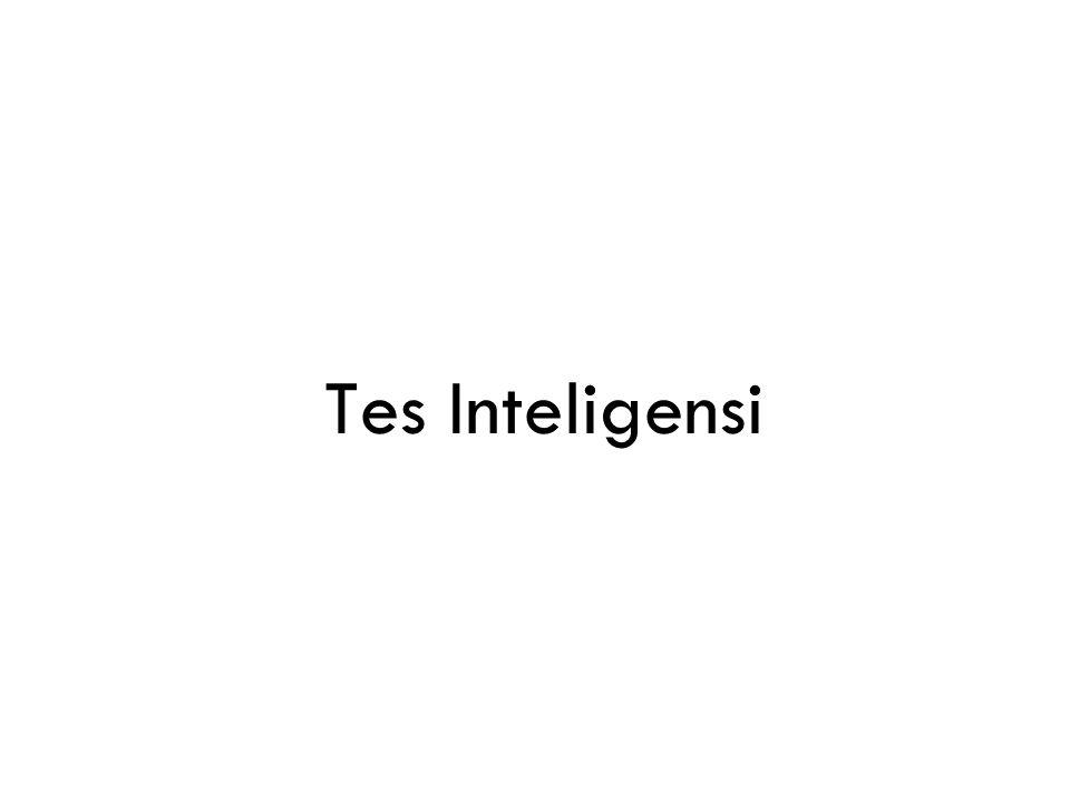 Pendekatan Teori Belajar Inteligensi bukanlah sifat kepribadian (trait) akan tetapi mrupakan kualitas hasil belajar yg telah terjadiInteligensi bukanlah sifat kepribadian (trait) akan tetapi mrupakan kualitas hasil belajar yg telah terjadi Lingk.belajar,menentukan kualitas & keluasan cadangan perilaku & karenanya dianggap menentukan relativitas inteligensi individu.Lingk.belajar,menentukan kualitas & keluasan cadangan perilaku & karenanya dianggap menentukan relativitas inteligensi individu.