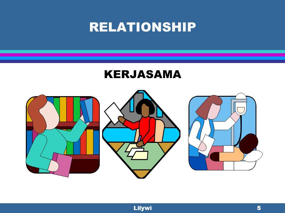 Lilywi5 RELATIONSHIP KERJASAMA