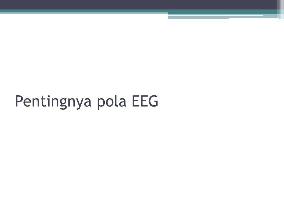 Pentingnya pola EEG