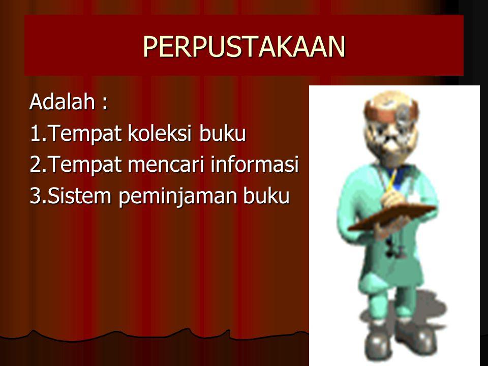 VISI DAN MISI A.VISI Menjadikan perpustakaan STIKES Mega Rezky Makassar sebagai pusat informasi dibidang IPTEK & IMTAQ dalam mewujudkan civitas akademica menjadi insan yang berilmu, beramal dan penuh rasa pengabdian.