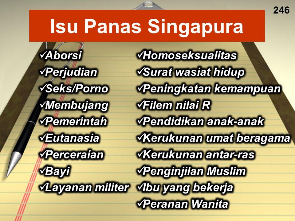 Isu Panas Singapura 246