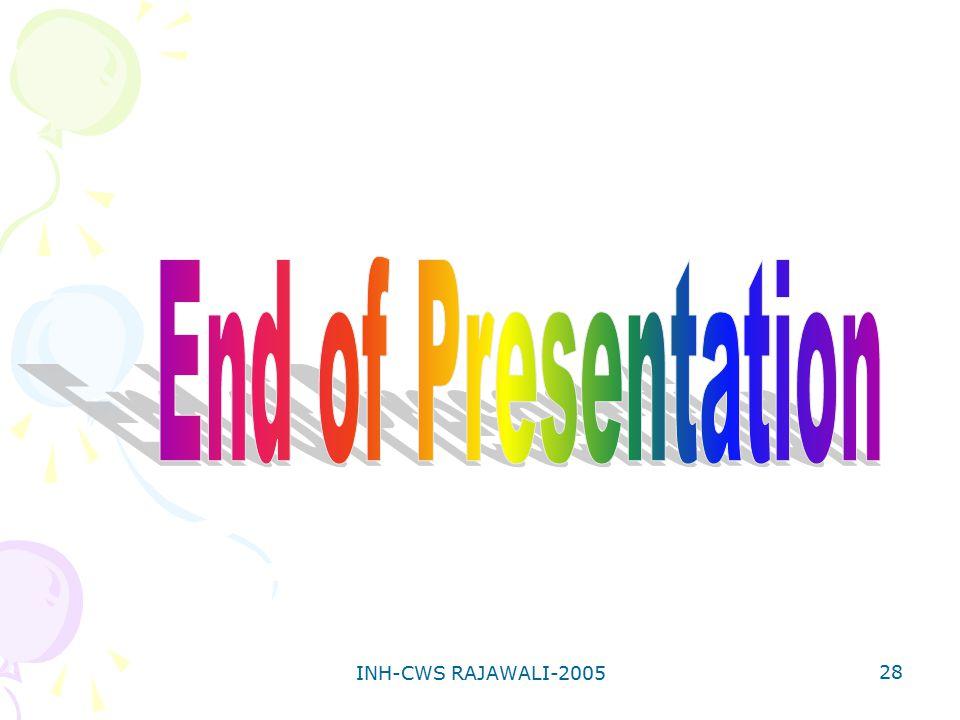 INH-CWS RAJAWALI-2005 28